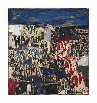 Allan Kaprow-Hysteria-1956