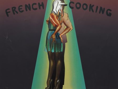 Allen Jones-French Cooking, from Hommage a Picasso-1973