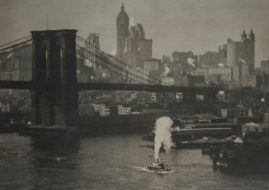 Alvin Langdon Coburn - Brooklyn Bridge, 1911
