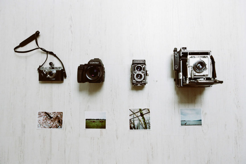 Analog Photography film camera