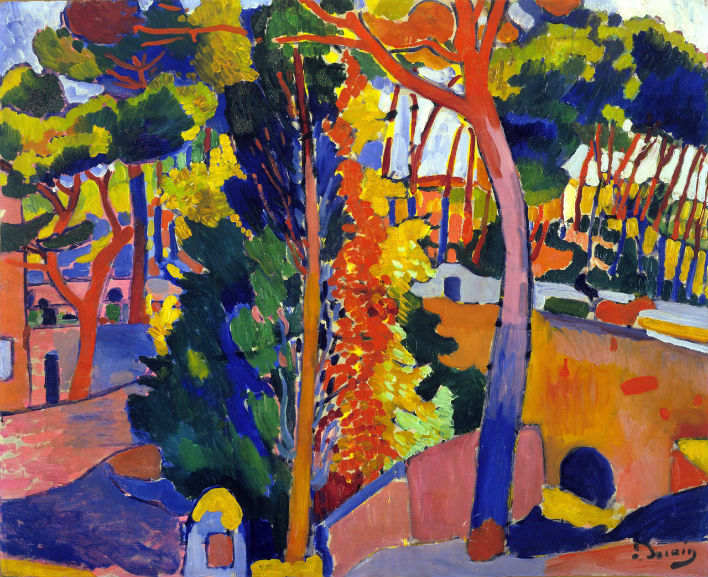 impressionism and expressionism in 1905 by andré