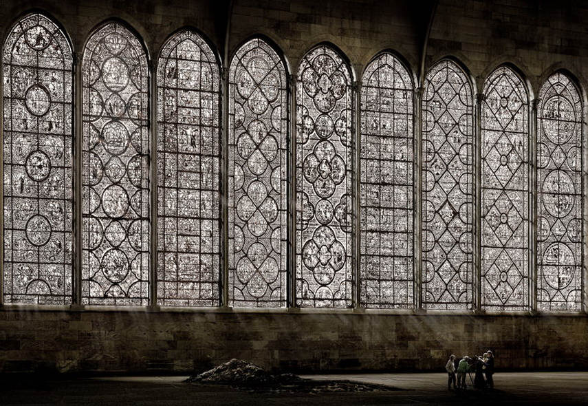 Andreas Gursky - Cathedral, 2007