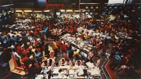 Andreas Gursky-Singapore Borse 2-1997