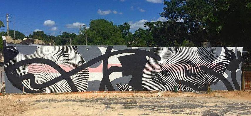 Andrew Antonaccio - Untitled mural (2Alas piece) - Image via squarespace.com