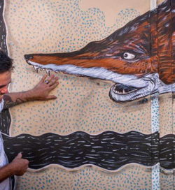 """Andrew Frazer For """"Streets Of Perth"""" 2015"""