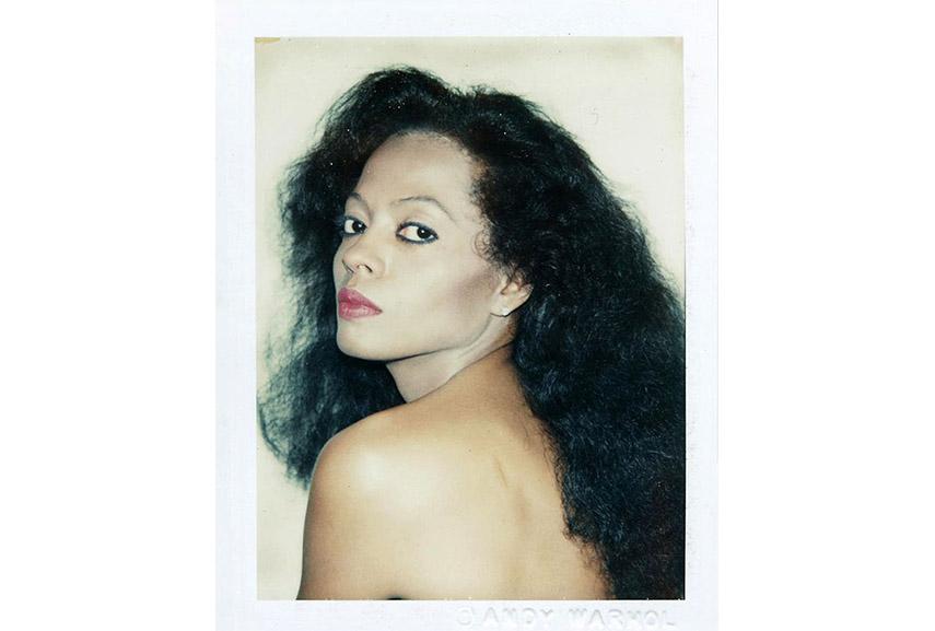Andy Warhol - Diana Ross