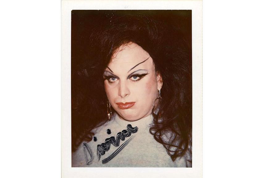 Andy Warhol - Divine