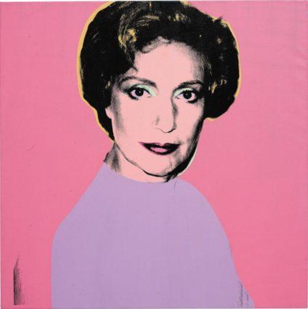 Andy Warhol-Doda Voridis-1977