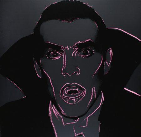 Andy Warhol-Dracula-1981