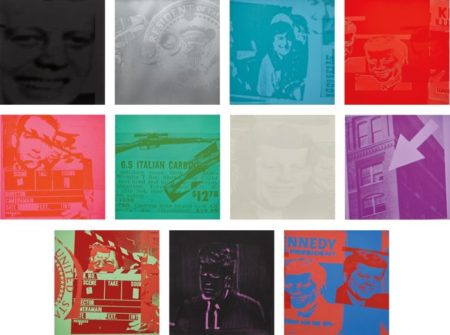 Andy Warhol-Flash - November 22, 1963-1968