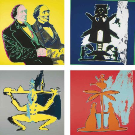 Andy Warhol-Hans Christian Andersen-1987