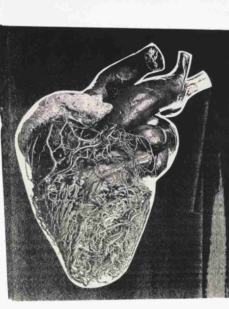 Andy Warhol-Heart-1979