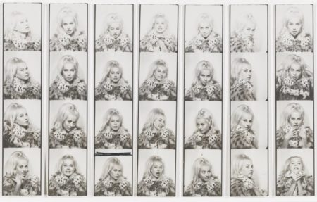 Andy Warhol-Holly Solomon-1964