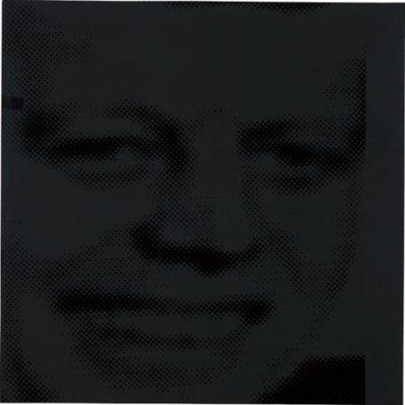 Andy Warhol-JFK, from Flash - November 22, 1963-1968