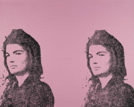 Andy Warhol-Jacqueline Kennedy II (Jackie II) (F. & S. II.14)-1966