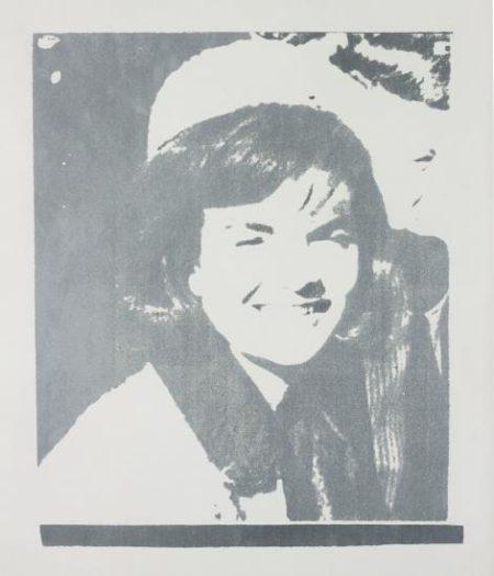 Andy Warhol-Jacqueline Kennedy I (Jackie I), from 11 Pop Artists I-1966