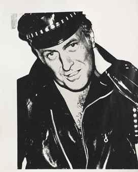 Andy Warhol-John Richardson-1975