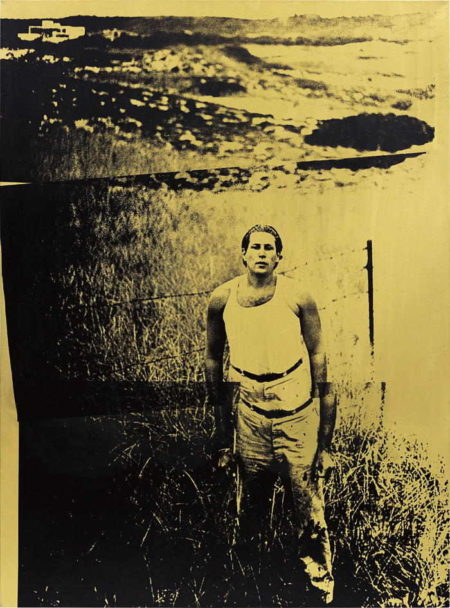 Andy Warhol-Julian Schnabel-1982