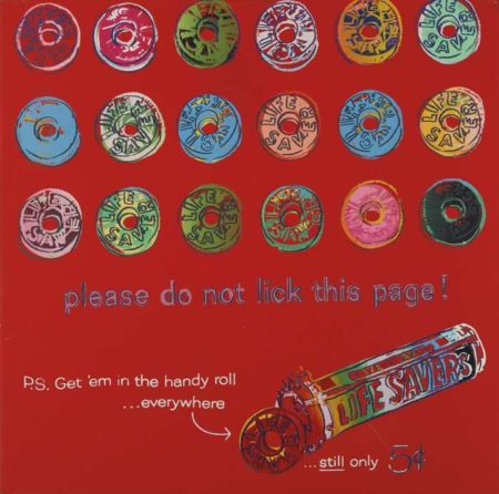 Andy Warhol-Life Savers (From Ads)-1985
