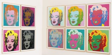 Andy Warhol-Marilyn Monroe-1967