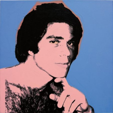 Andy Warhol-Mark Leibowitz-1977