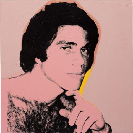 Andy Warhol-Mark Liebowitz-1977