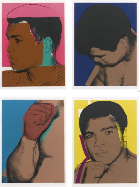 Andy Warhol-Muhammad Ali-1978