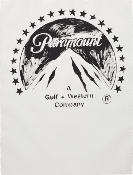 Andy Warhol-Paramount-1985