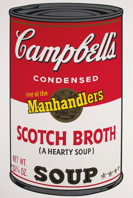 Andy Warhol-Scotch Broth-1969