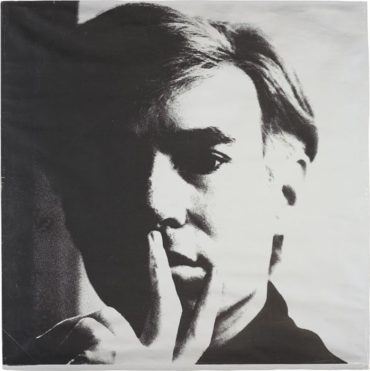 Andy Warhol-Self-Portrait-1966