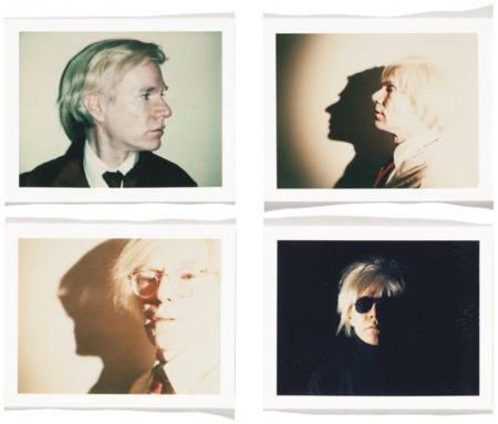 Andy Warhol-Self-Portrait-1983