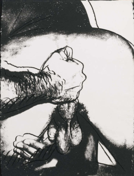 Andy Warhol-Sex Parts-1978