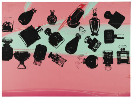 Andy Warhol-Still Life (Perfume Bottles)-1976