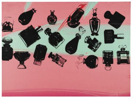 Still Life (Perfume Bottles)-1976