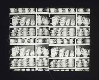 Andy Warhol-Untitled (Ceramics)-1986