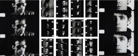 Andy Warhol-Gerard Malanga-Andy Warhol and Gerard Malanga - Screen Test-1965