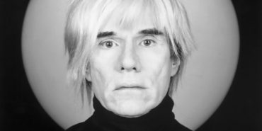 Andy Warhol - portrait