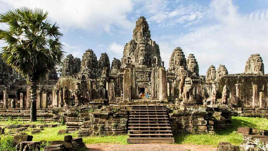 Rich Culture and History Cambodia