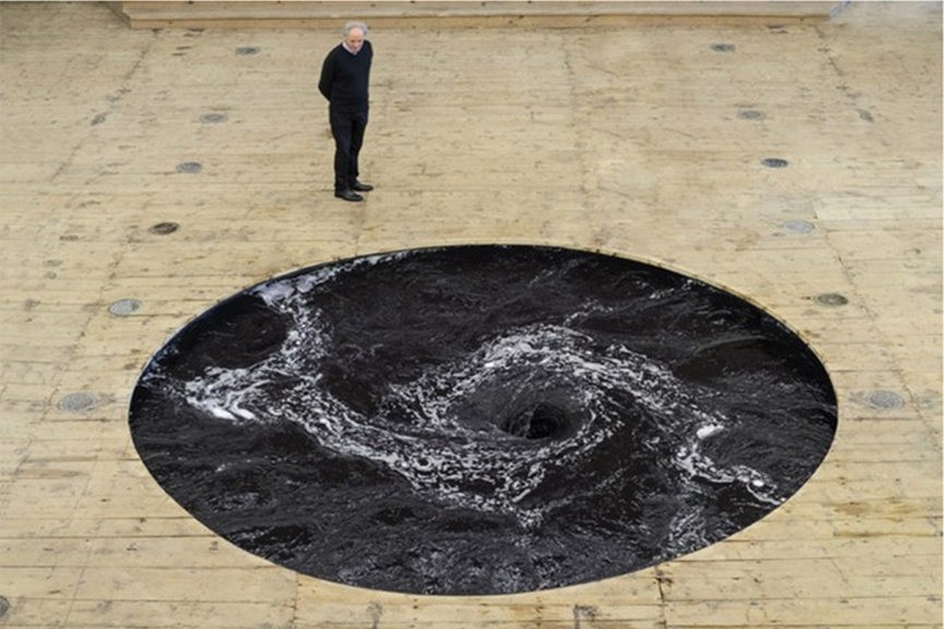 anish kapoor gets exclusive rights to vantablack the