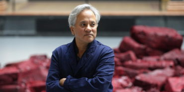 Anish Kapoor - photo credits Adam Berry Getty Images