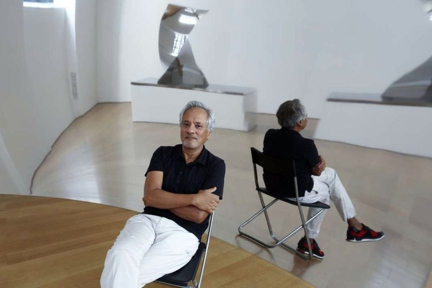 Anish Kapoor, via southchinamorningpost com