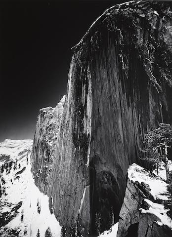 Monolith, the Face of Half Dome, Yosemite National Park-1927