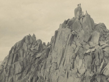 Ansel Adams-On the Hermit-1930
