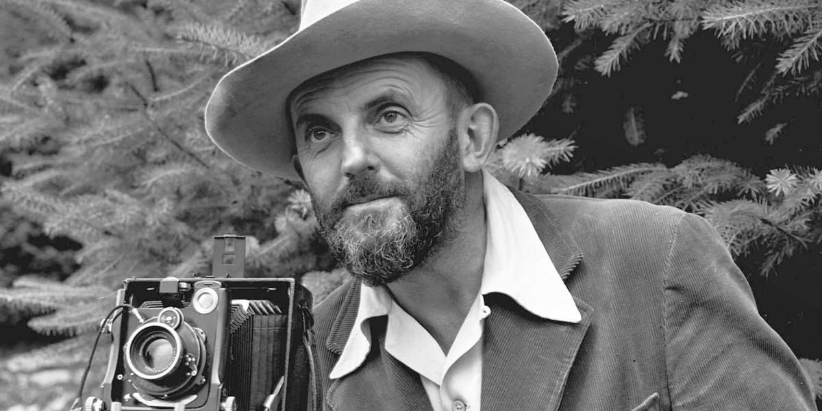 a biography of ansel easton adams Visit amazoncom's ansel adams page and shop for all ansel adams books check out pictures, bibliography, and biography of ansel adams.