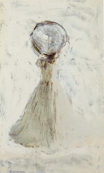 Anselm Kiefer-Christaphorus-2000