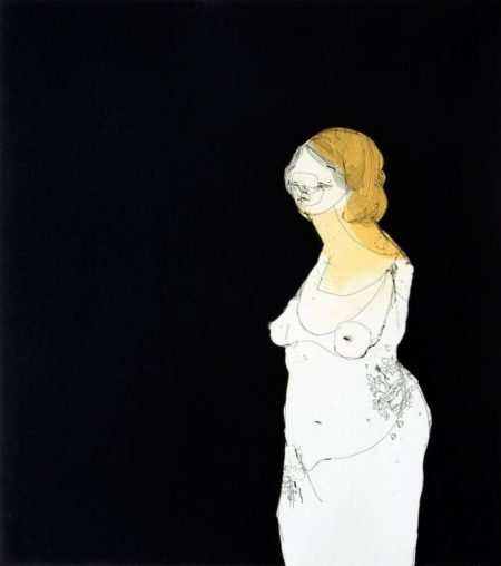 Anthony Lister-Bold Lass-2007