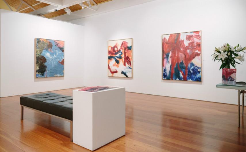 Gallery dawson sydney australian hong iain london france oil
