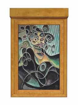Anton Henning-Portrait No. 191-2007