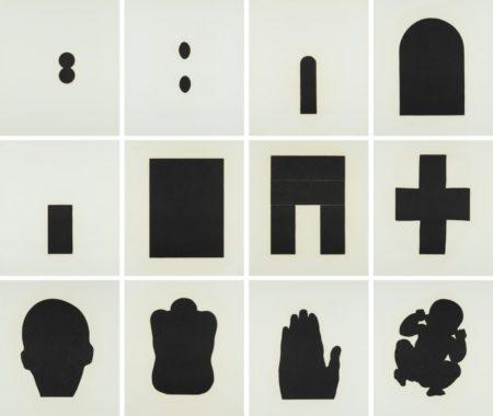 Antony Gormley-Bearing Light-1990