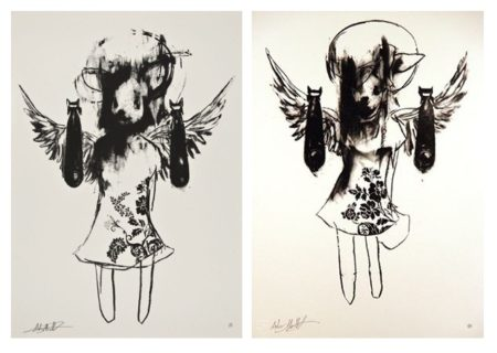 Antony Micallef-Angel Bomber I & II-2006